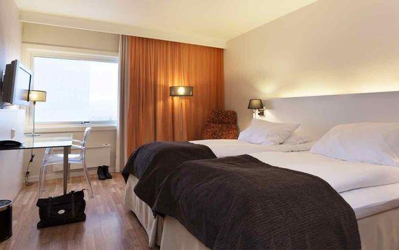 Scandic Hotel Alta 4*