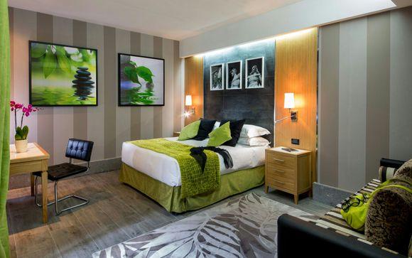 Hotel Ariston 4* (preextensión con la opción 2)