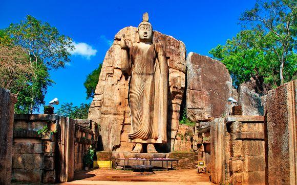 Ciudad sagrada de Polonnaruwa