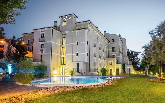 Zaragoza - Hotel Balneario Alhama de Aragón 4*