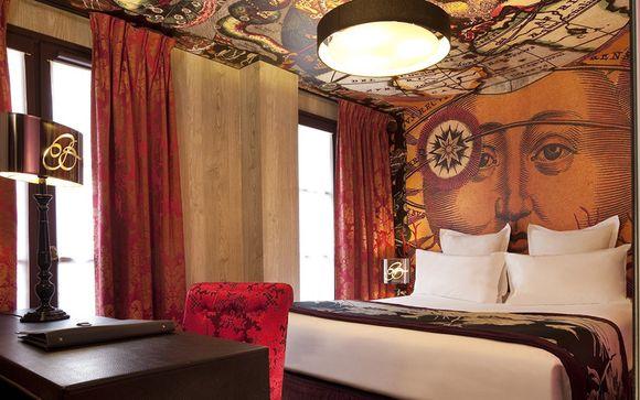 Francia París - Hotel Le Bellechasse Saint-Germain 4* desde 60,00 €