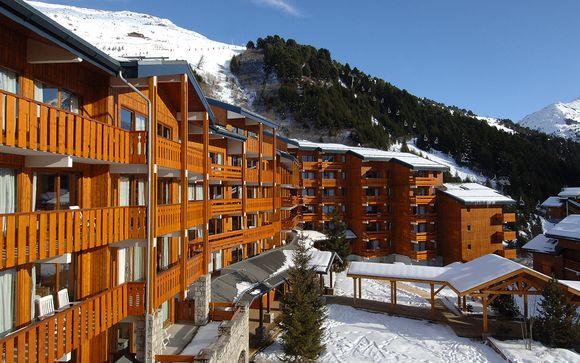 Residence Premium Les Crets