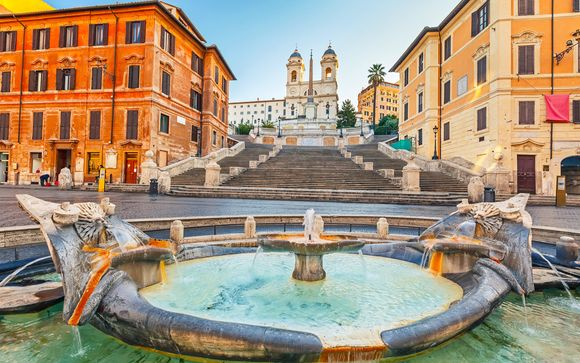 Hotel Shangri-La Roma 4*