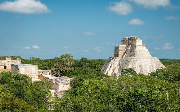 México Riviera Maya Yucatán y Santuario de Tortugas de Akumal desde 1.631,00 €