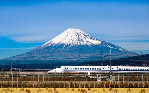 Primera parada en Tokio en el Hotel New Otani 5*