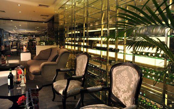 Concorde Hotel Singapore 4* (eligiendo la preextensión en la opción 2)
