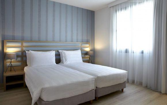Hotel Athens Tiare 4*
