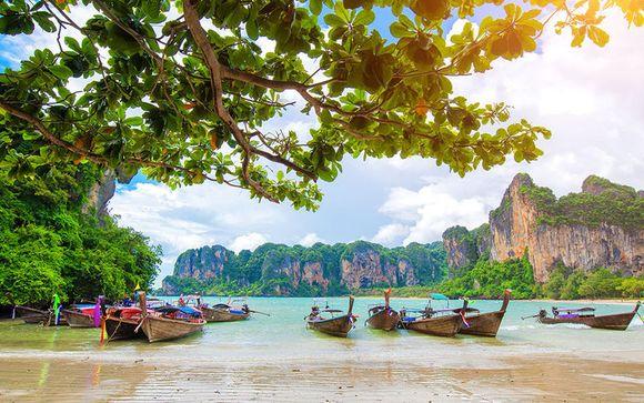 Tailandia Phuket  Combinado Amara Bangkok 5* y Kalima Resort  Spa 5* desde 1.132,00 €
