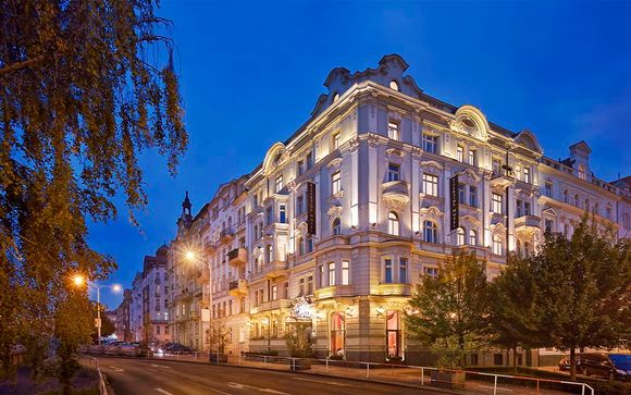 República Checa Praga - Hotel Mamaison Riverside 5* desde 47,00 €