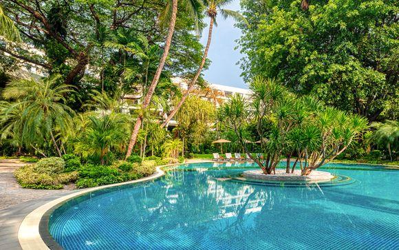 Movenpick BDMS Wellness Resort Bangkok 5* (solo para reservas de Opción 2)
