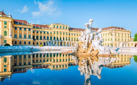 Austria Viena - Arthotel ANA Gala 4* y concierto en el palacio de Schönbrunn desde 107,00 €