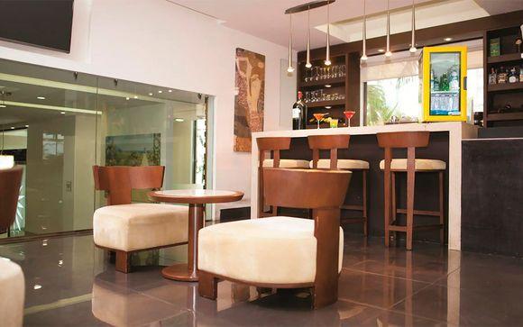 Pre-extensión de 1 noche en Cancún: La Quinta Inn