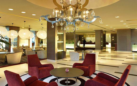 Extensión a Abu Dhabi: Park Rotana 5*