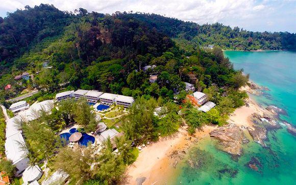 Sensimar Khaolak Beachfront Resort 4* le abres sus puertas