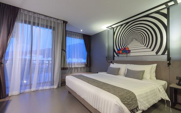 Hotel Mazi Design by Kalima 4*