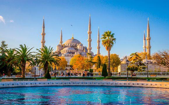 Circuito por las joyas de Turquía con vuelos