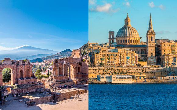 Malta La Valette - Descubriendo Sicilia y Malta desde 1.246,00 €