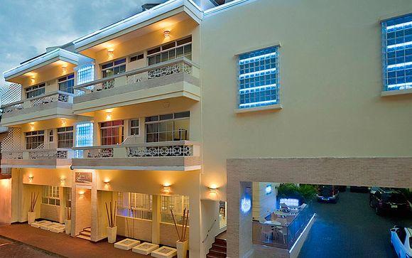 Hodelpa Caribe Colonial le abre sus puertas