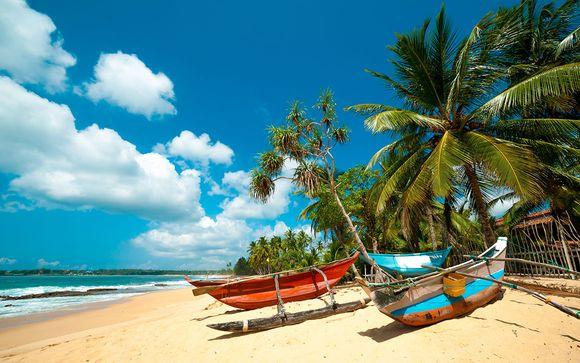 Circuito privado por Sri Lanka con posible extensión a la playa