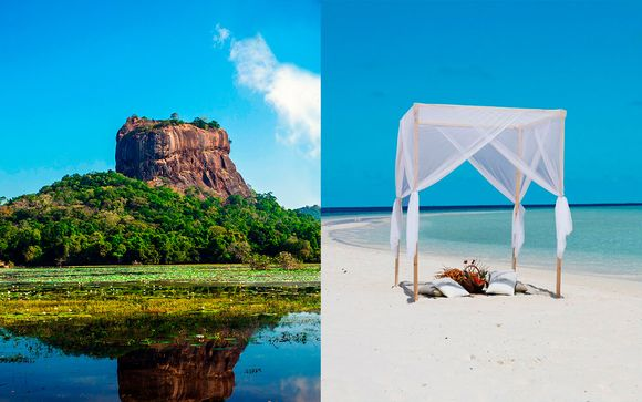 Combinado Sri Lanka y Nika Island 5*