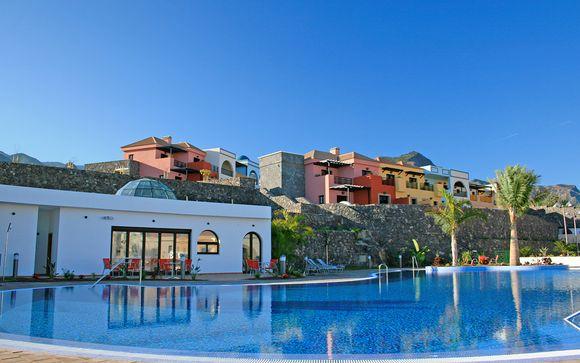 Adeje - Autotour Canarias en Luz del Mar 4*