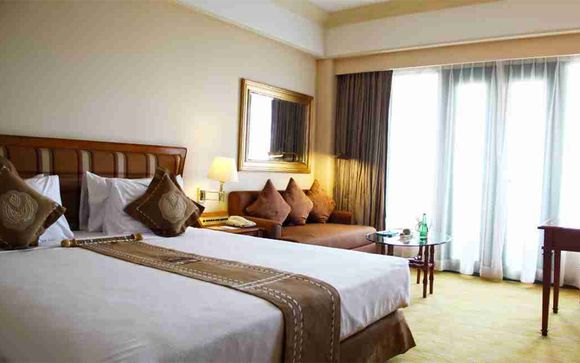Hotel Meliá Purosani, YOGYARTA
