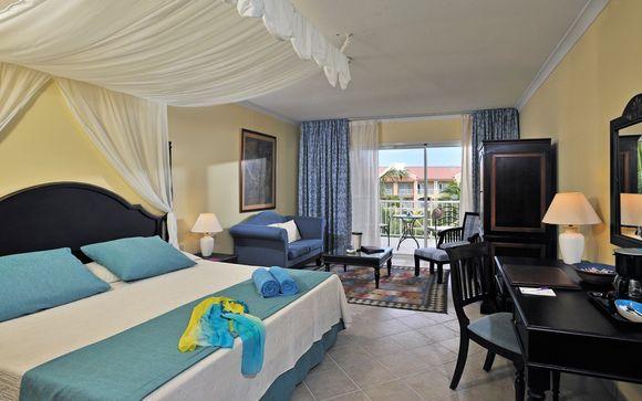 Habitación Junior Suite Servicio Real