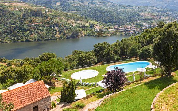 Douro Palace Hotel Resort & Spa 4*