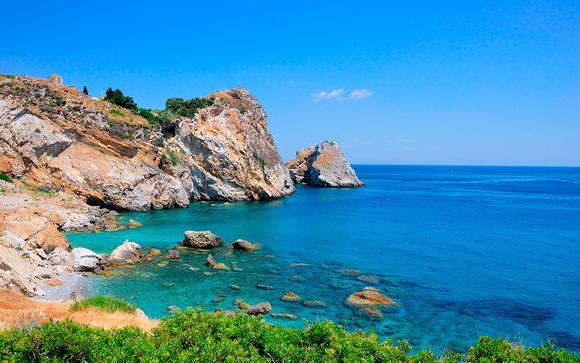 Las islas Espórades (Grecia) te esperan