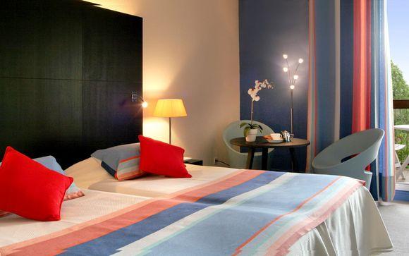 Hotel Le Mas d'Huston Spa and Golf  le abre sus puertas