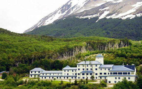Los Acebos Ushuaia Hotel 4*
