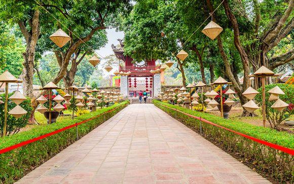Extensión opcional al sur de Vietnam