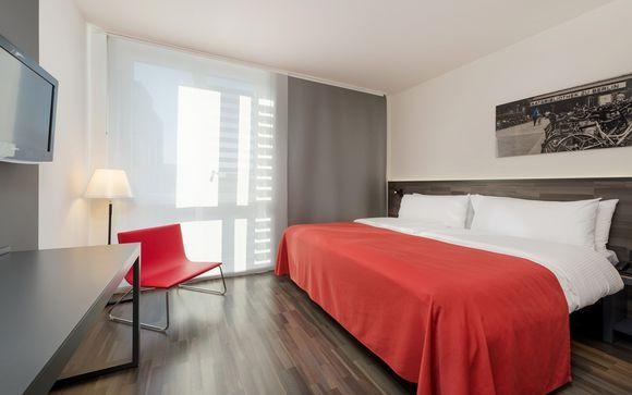 Hotel Tryp Berlin Mitte 4*