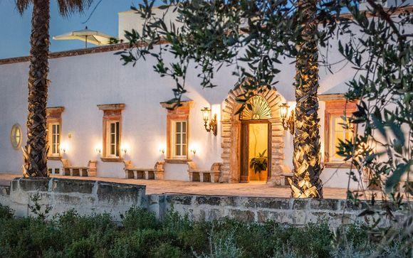 La hermosa Puglia te espera