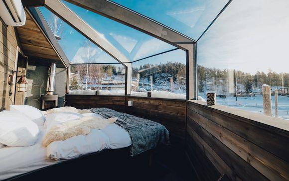 Escapada de bienestar en Finlandia