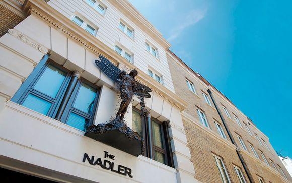 The Nadler Soho 4*