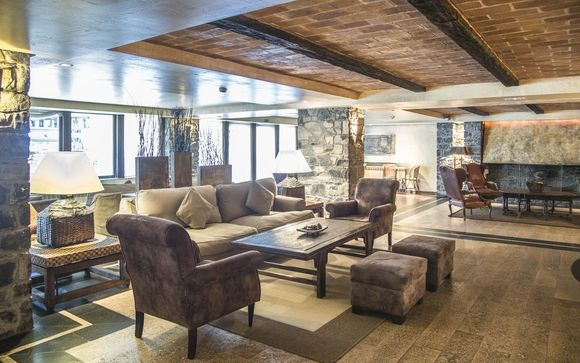 Patagonia Atiram Hotel 4*