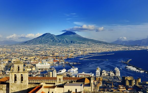 Italia Nápoles - Escapada a la ciudad de Nápoles desde 441,00 €