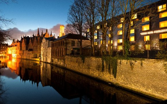 Grand Hotel Casselbergh Bruges 4*