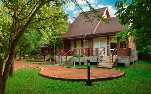Green Paradise Resort Dambulla