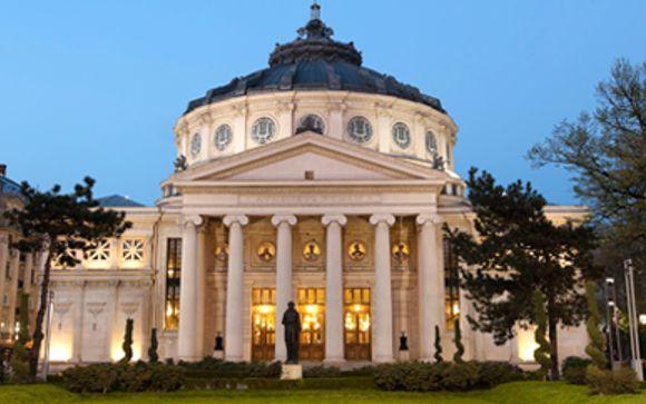 Hotel NH Bucharest **** - Bucarest - Rumanía