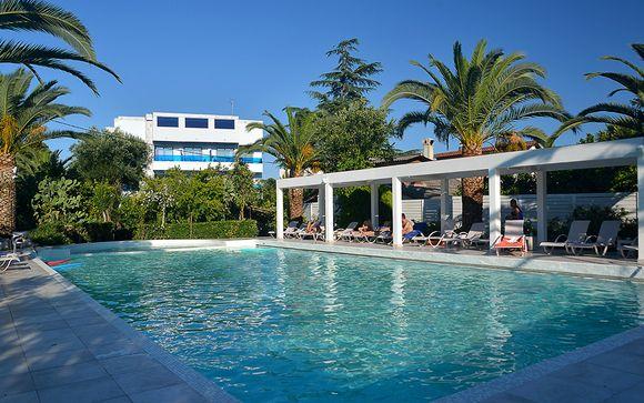 Corfu Palma Boutique Hotel 4*
