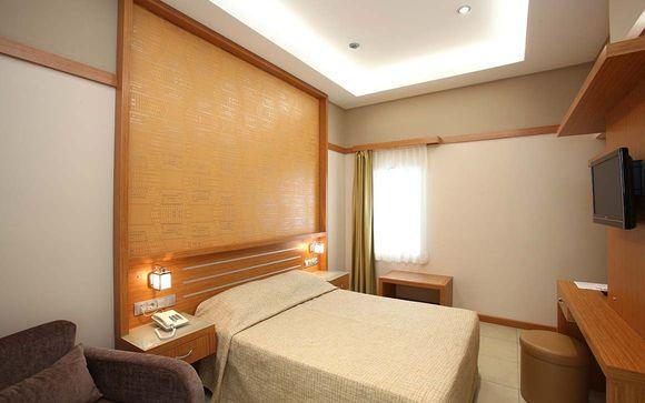 Hotel Parkim Ayaz 4*