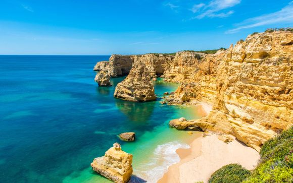 Portugal Albufeira - Alpinus Hotel 4* desde 158,00 €