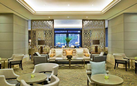 Portugal Lisboa - Corinthia Hotel Lisbon 5* desde 150,00 €