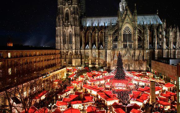 Alemania Colonia - Crucero por el Rhin en Navidad desde 718,00 €