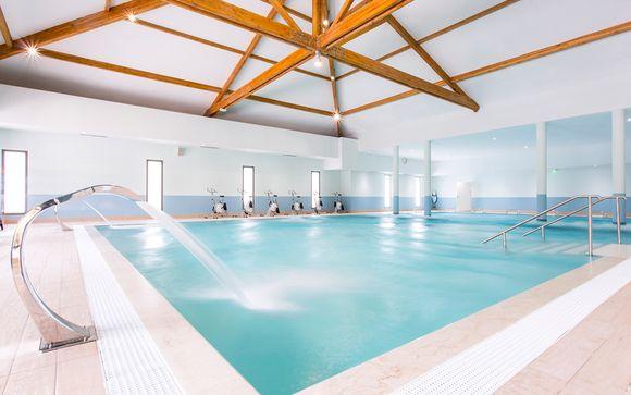 Vichy Spa Hotel Juvignac 4*