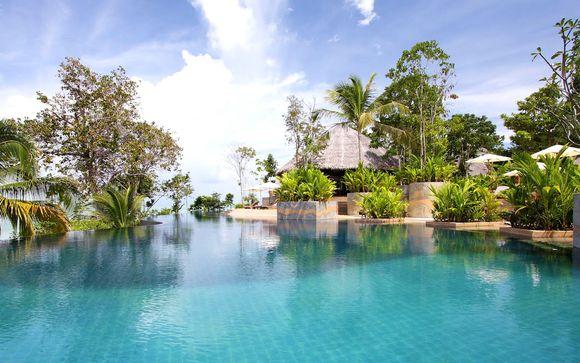 Dewa Phuket 5*, Koh Yao Yai 4* y Samui Buri Beach Resort 4*