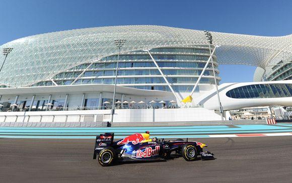 Gran Premio de Formula 1 de Abu Dhabi