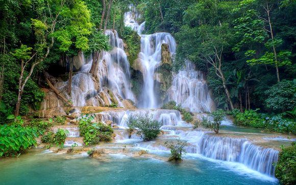 Itinerario 13 noches - extensión a Laos